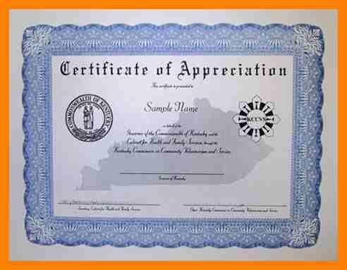 8+ appreciation award wording | handy man resume