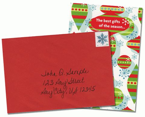Handwritten Greeting Cards | Hand written Holiday Cards ...