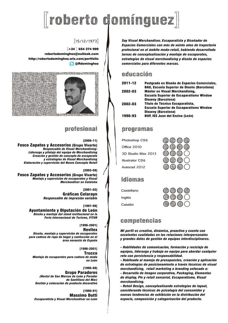 26 best architecture cv images on Pinterest | Cv ideas, Resume ...