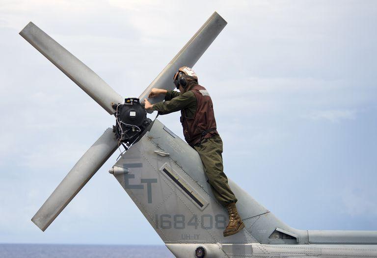 USMC Enlisted Jobs: FIELD 63/64, Avionics