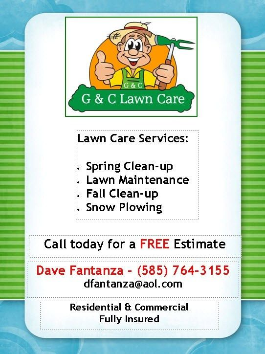 55 best NCS Lawn Care images on Pinterest | Lawn care business ...