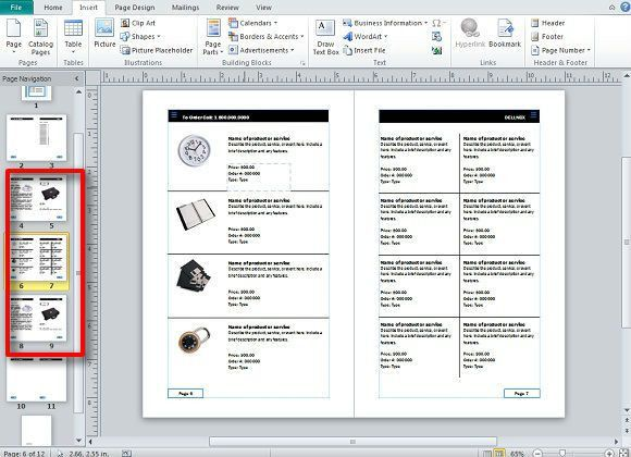 Creating and Publishing Catalogs For Your Business using Microsoft ...