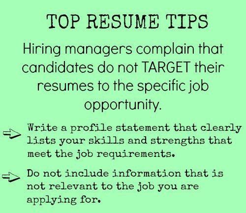 Entry Level Resume Objectives