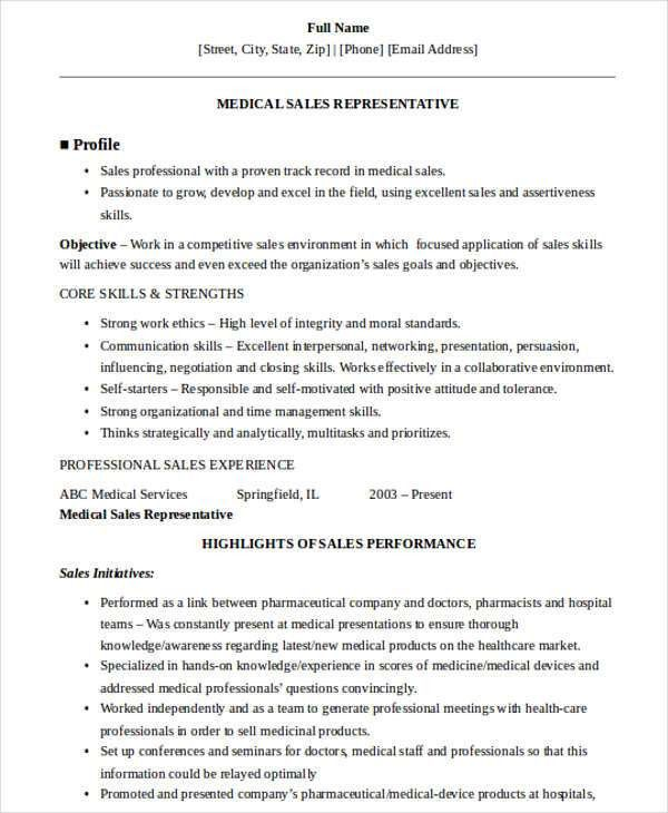 examples of objectives for resumes in healthcare health care