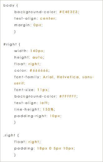 css coding | Adorable Designs