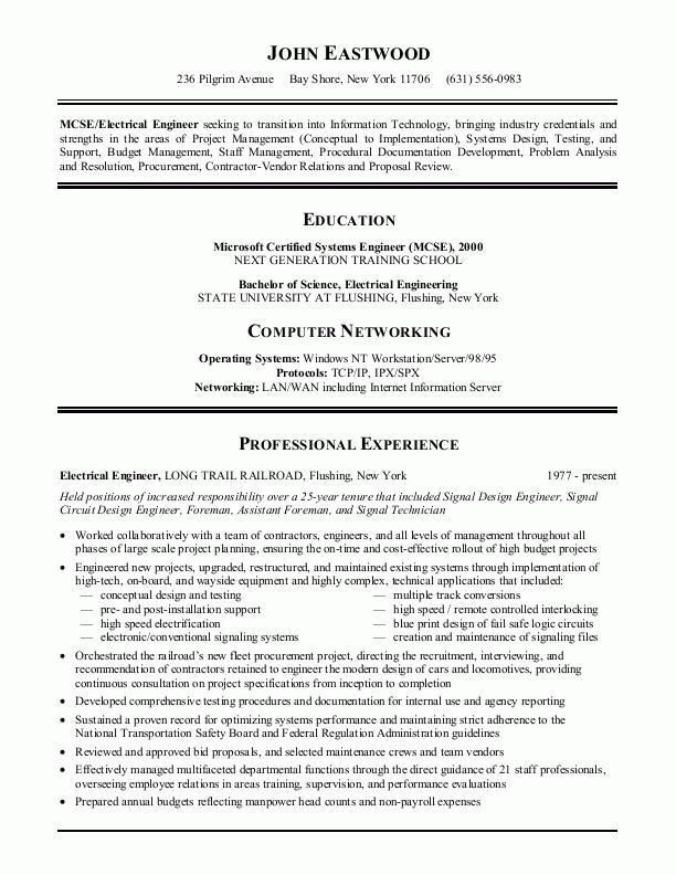 Download Good Sample Resume | haadyaooverbayresort.com