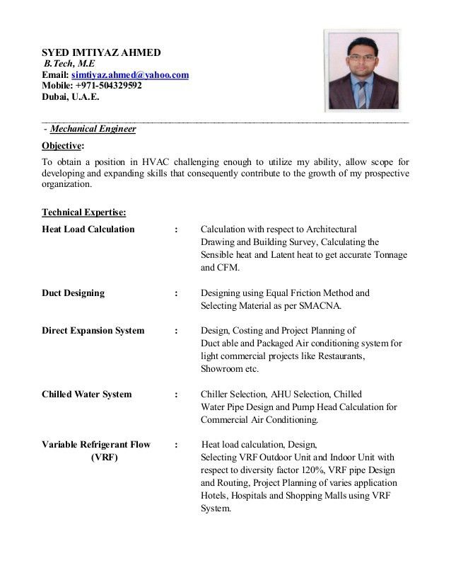 great hvac resume samplehvac resume samples templateshvac resume ...