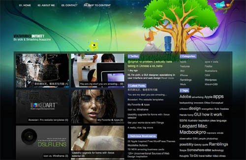 13 Premium-Like Wordpress Themes That Are Free And Stunning ...