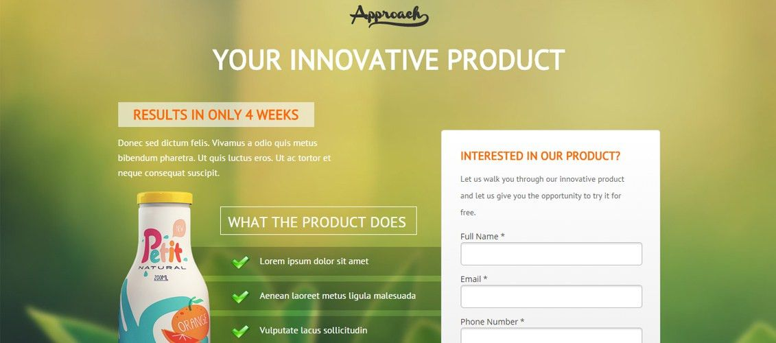 20 Absolute Best Unbounce Landing Page Templates
