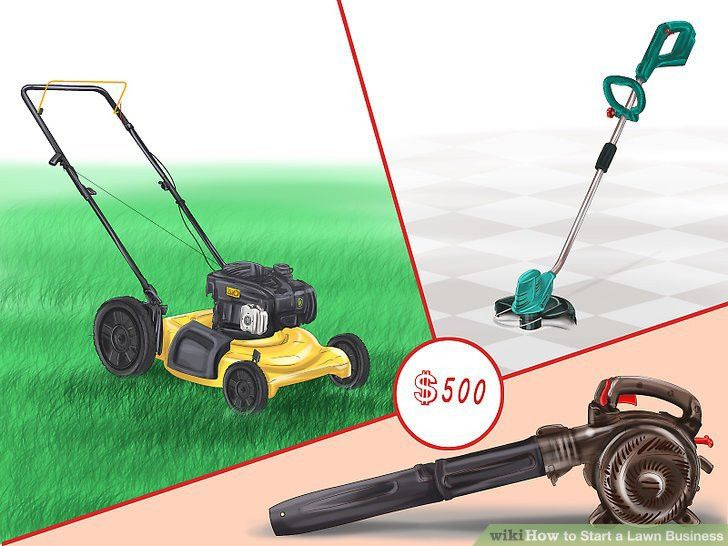 How to Start a Lawn Business (with Pictures) - wikiHow