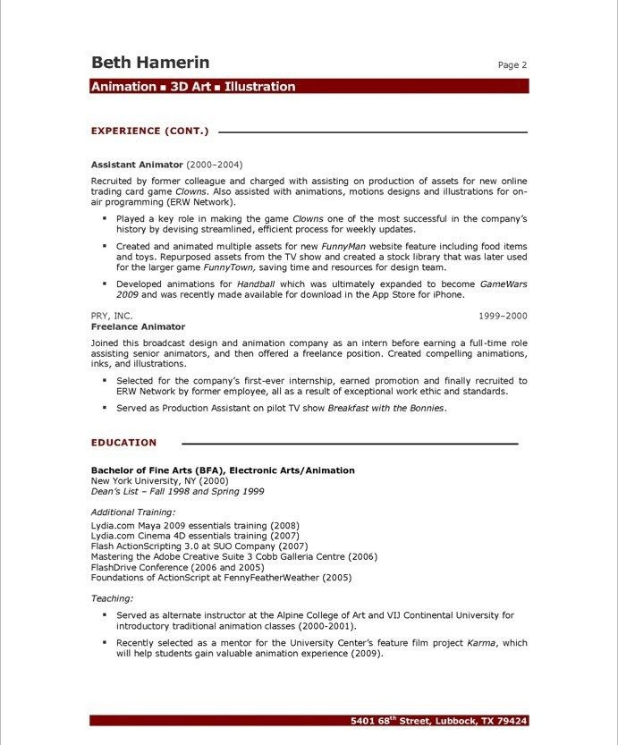Artist Resume Sample 20 Makeup Artist Instructor Resume Sample ...