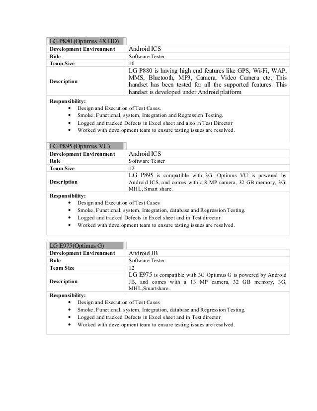 Download Camera Test Engineer Sample Resume | haadyaooverbayresort.com