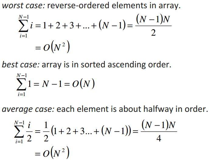 discrete mathematics - Can anyone explain the average case in ...