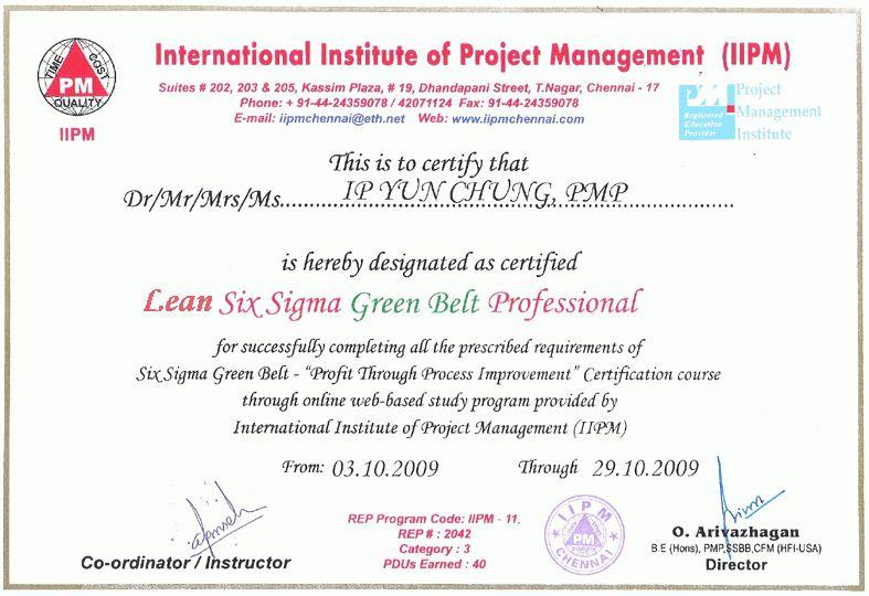 PMP® Exam Prep Course|PMP® Training Global REP Chennai|India IIPM ...