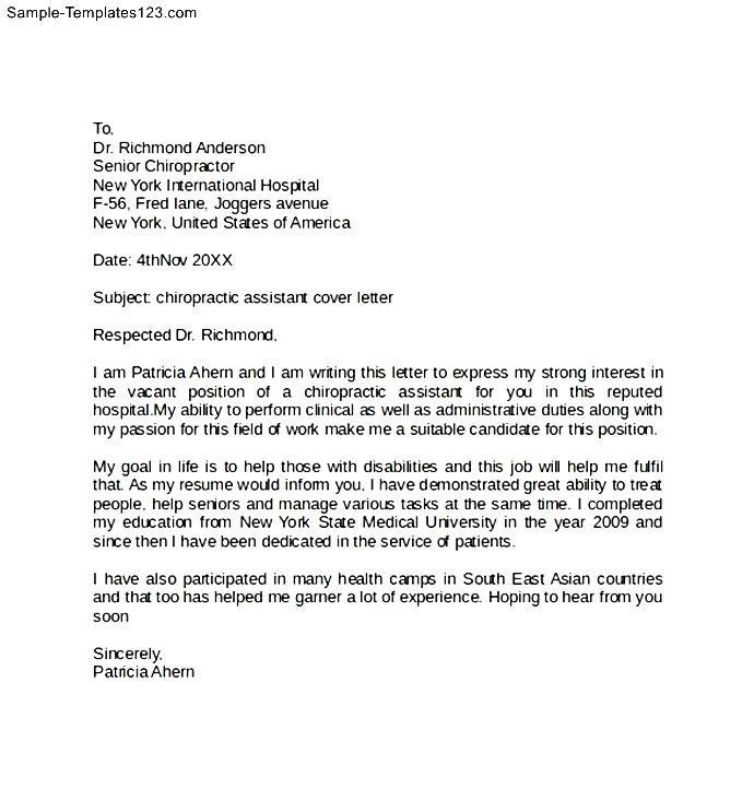 Best Solutions of Cosmetics Cover Letter Examples About Proposal ...