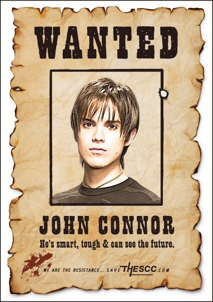 Save Terminator: The Sarah Connor Chronicles » Postcard Campaign