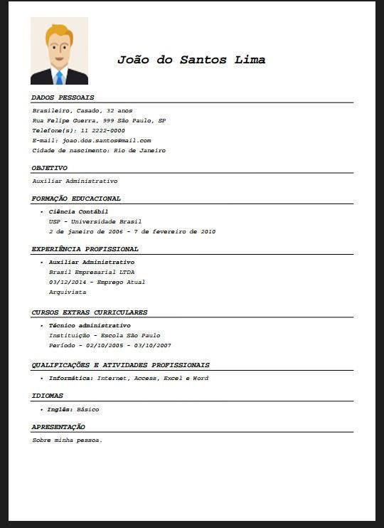 Sample Resume Tagalog Format - Cover Letter Templates