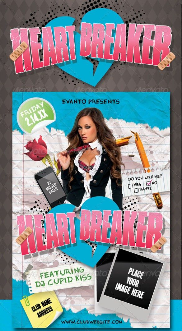 Tear off Flyers – 11+ Free PSD, AI, Vector EPS Format Download ...