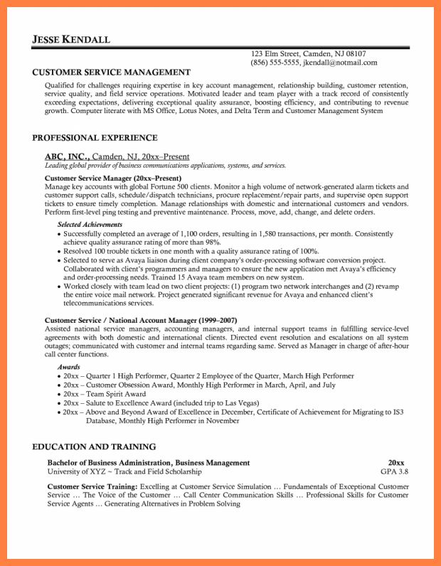 7+ customer experience manager resumes | Bussines Proposal 2017