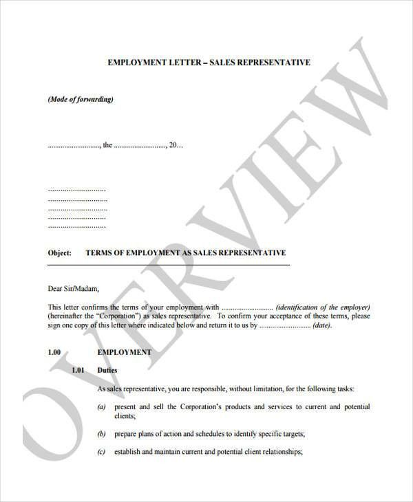 21+ Job Offer Letter Examples   Free & Premium Templates