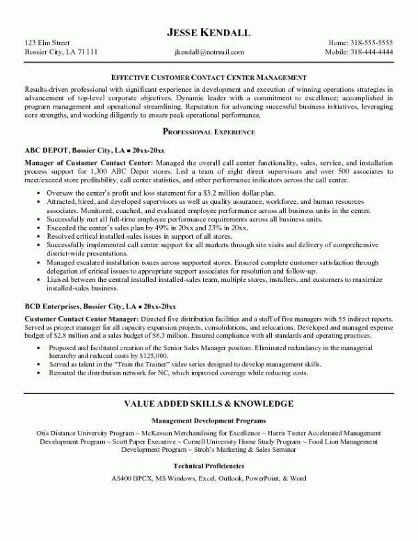 Supervisor Resume. Excellent Design Supervisor Resume 11 ...