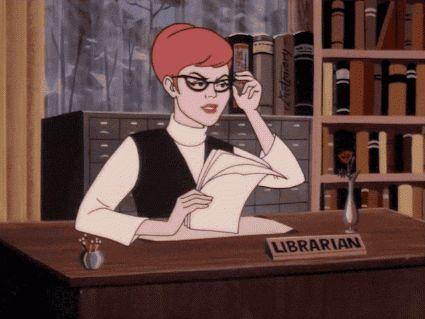Ashley Chassé • librarian, etc.