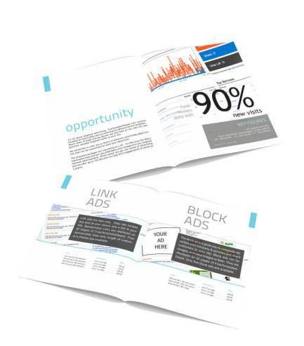 Web Site Advertising Proposal by buetler | GraphicRiver
