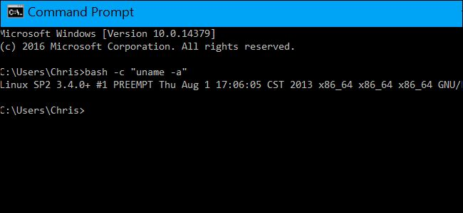 How to Create and Run Bash Shell Scripts on Windows 10