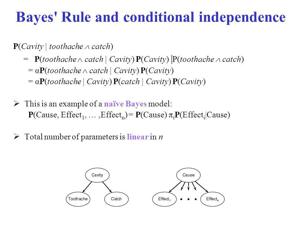 CPSC 422 Review Of Probability Theory. - ppt download