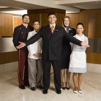 Hotel Front-Office Manager Job Description | Chron.com