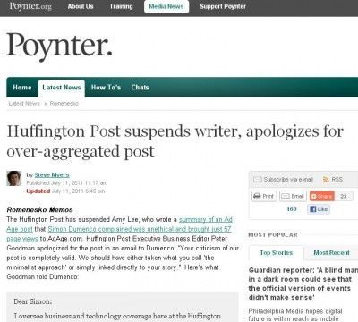 Thanks for the Apology, Huffington Post. How About One More? | The ...