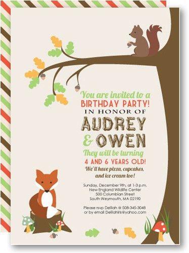 Printable Birthday Invitations: DIY Templates And Party Kits