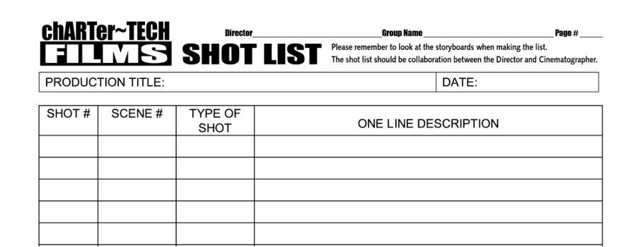 Shooting the Script