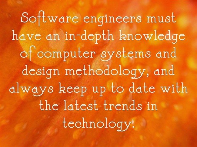 Software Engineer Job Description - Career Options