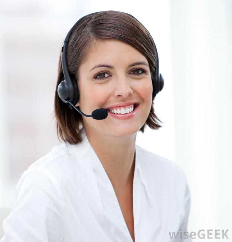 What is a Call Center Job? (with pictures)