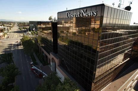 Letter to readers: Deseret News provides clarification on new ...