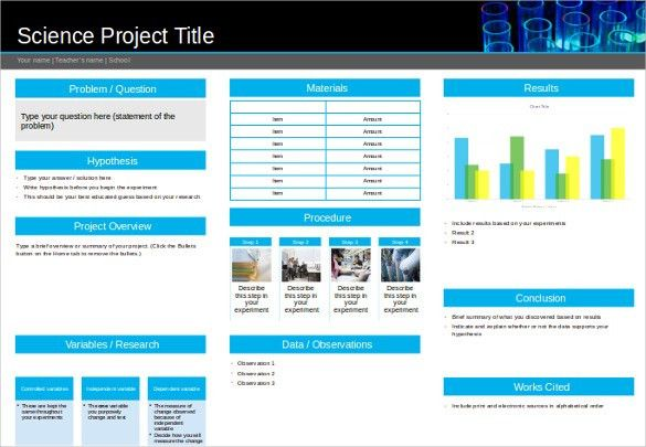 10+ PowerPoint Poster Templates - Free Sample, Example, Format ...