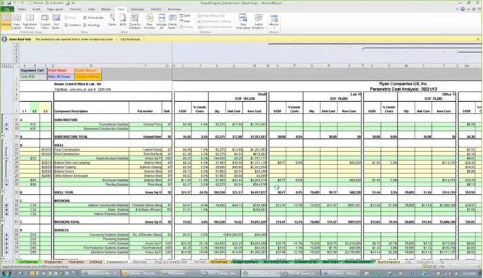 construction cost estimate sheet Archives - ConstructUpdate.com