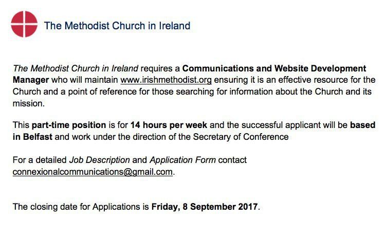 Irish Methodist (@irishmethodist) | Twitter