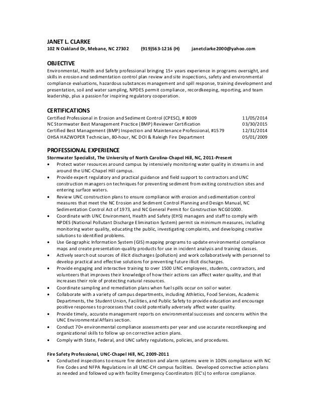 top 12 ehs resume tips 1 638jpgcb1428688608