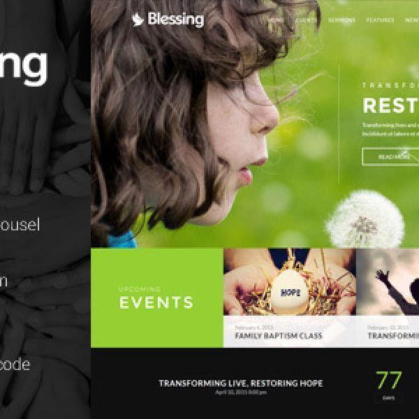Church Website Templates Wordpress. 25 inspiring church website ...
