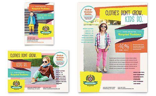 Retail & Sales Print Ads   Templates & Designs
