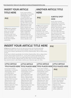 Newspaper Templates for Microsoft Word 2010
