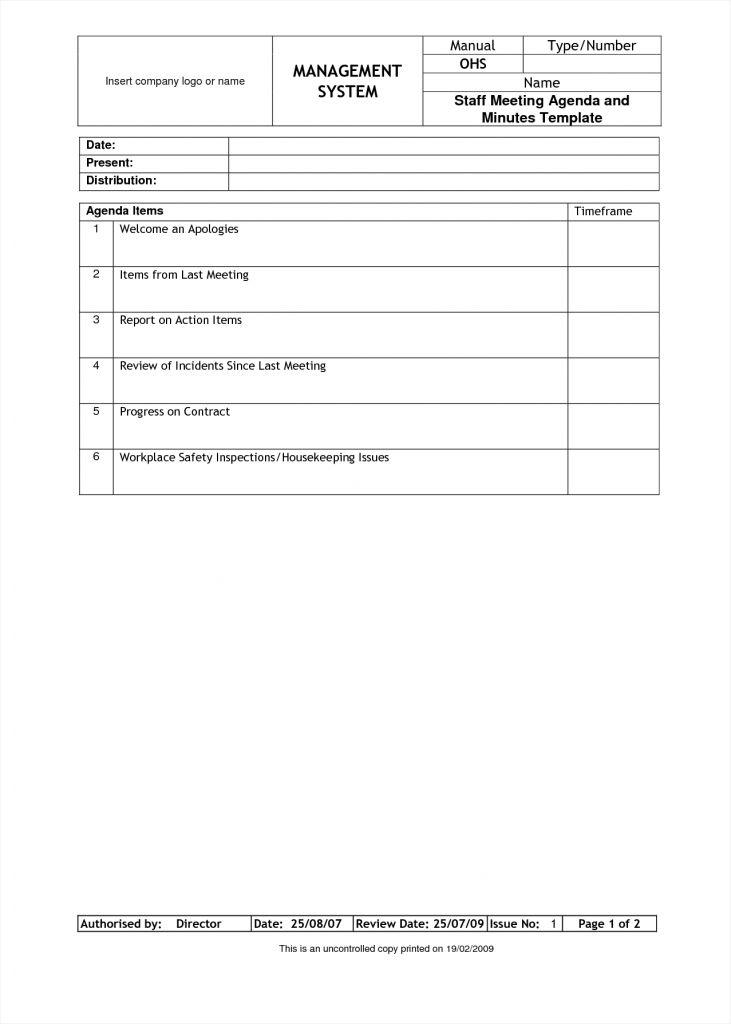 Agenda Examples Templates Invitation Free Microsoft Template For A ...