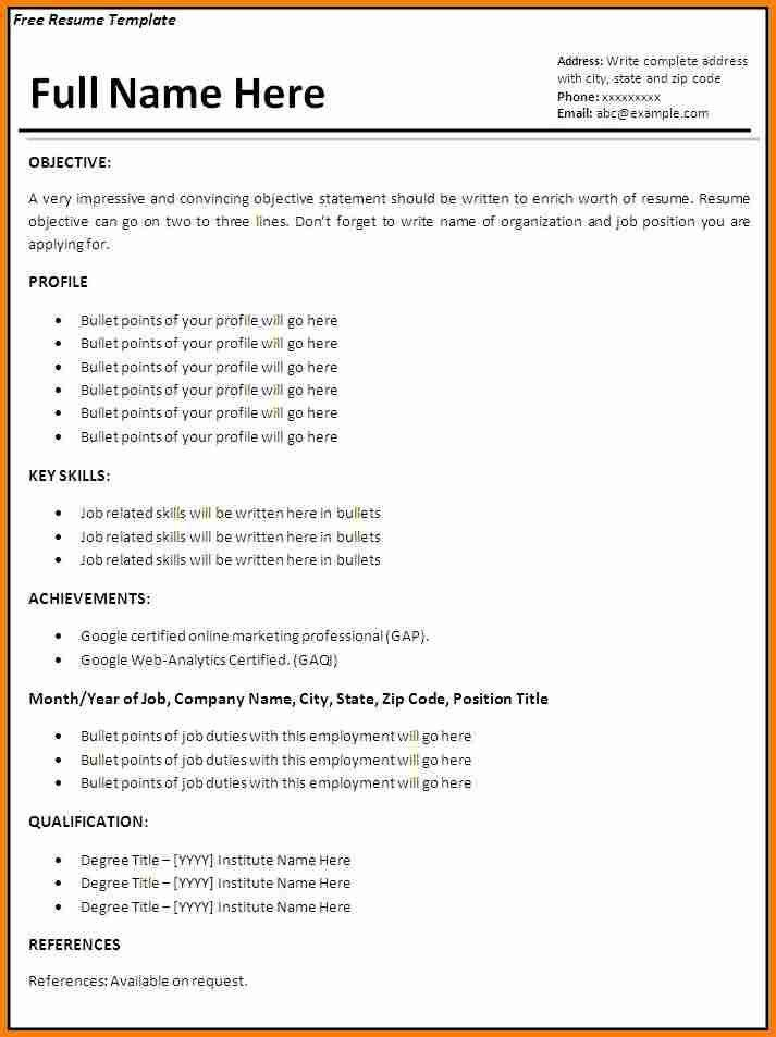 resume samples for job application application and letter writing