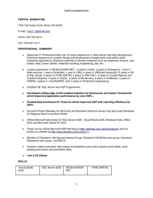 Curriculum Vitae : Superintendent Resume Sample Resume ...