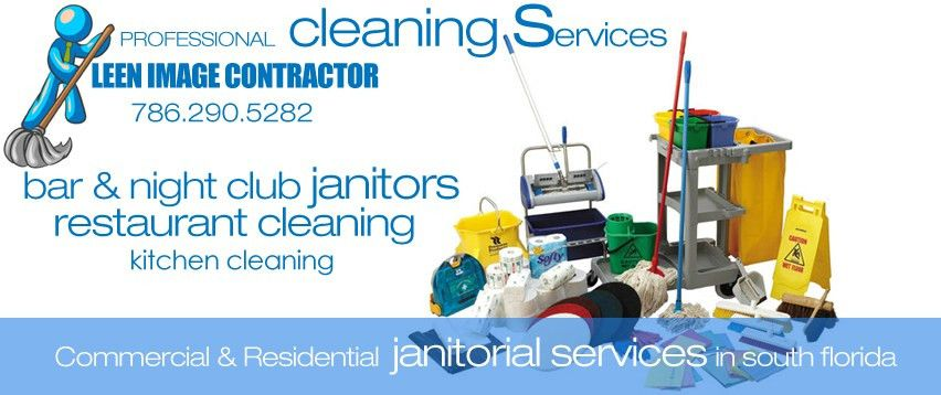 Miami Restaurant Cleaning Services South Florida Bar Night Club ...