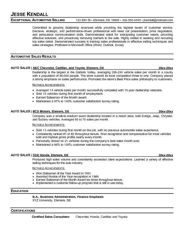ideas of sample resumes for retail for example. retail manager ...