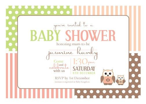 Baby Shower Email Invitations Templates | THERUNTIME.COM