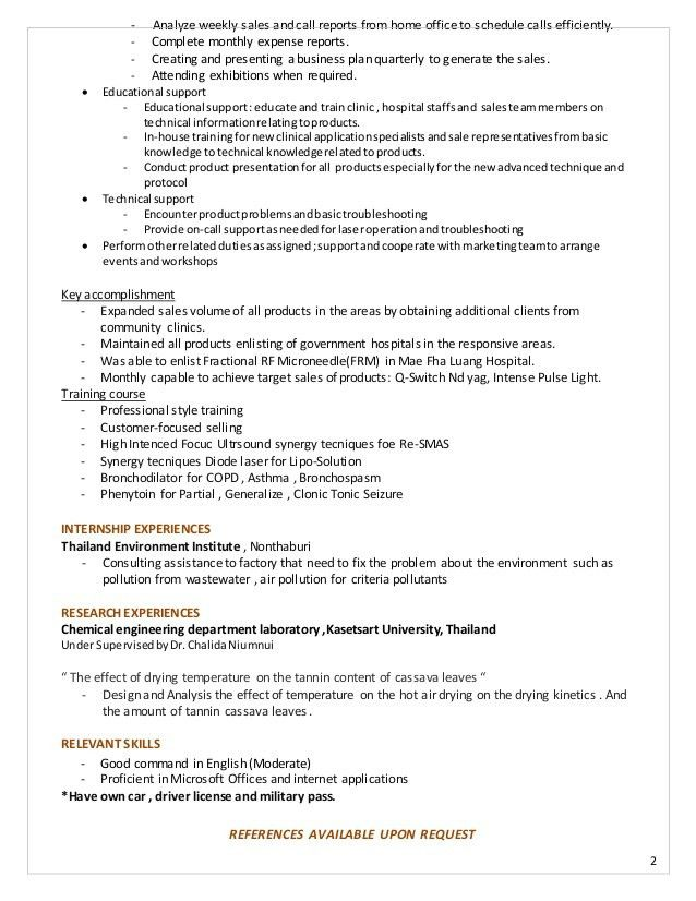 medical representative resume sample pdf front desk medical - Sample Resume For Medical Representative